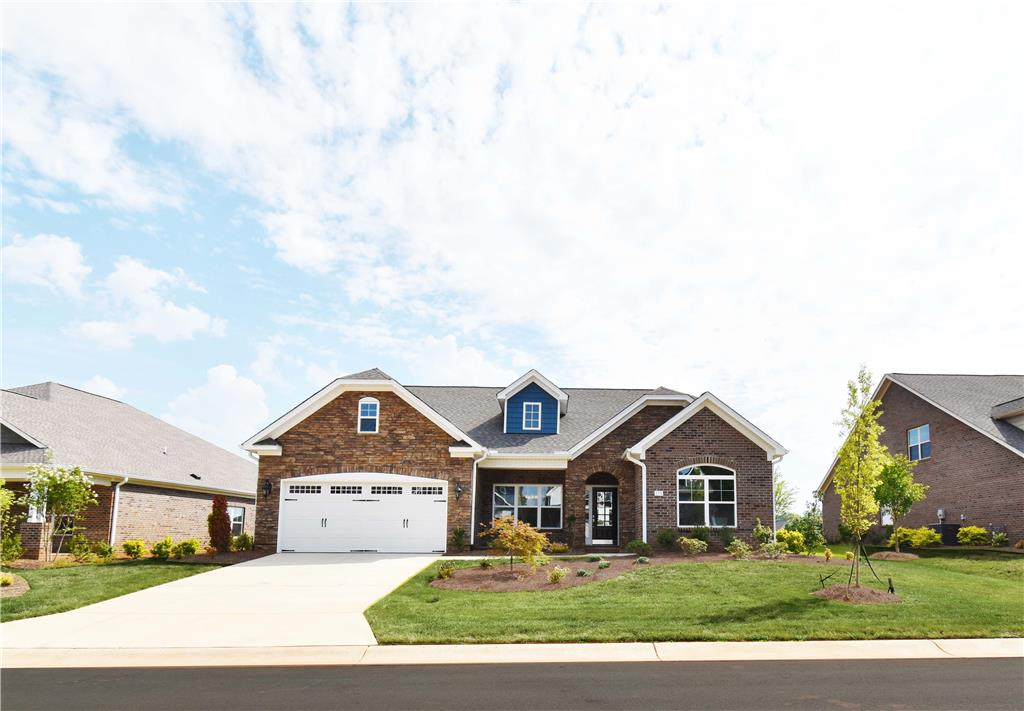 New Homes in Greensboro, Winston-Salem and Burlington